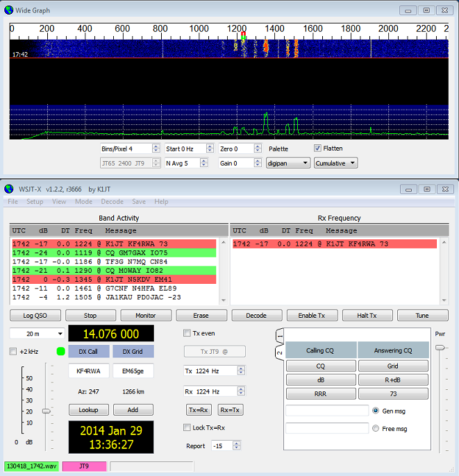 WSJT-X User Guide
